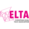 Badge: European Legal Technology Association (ELTA)